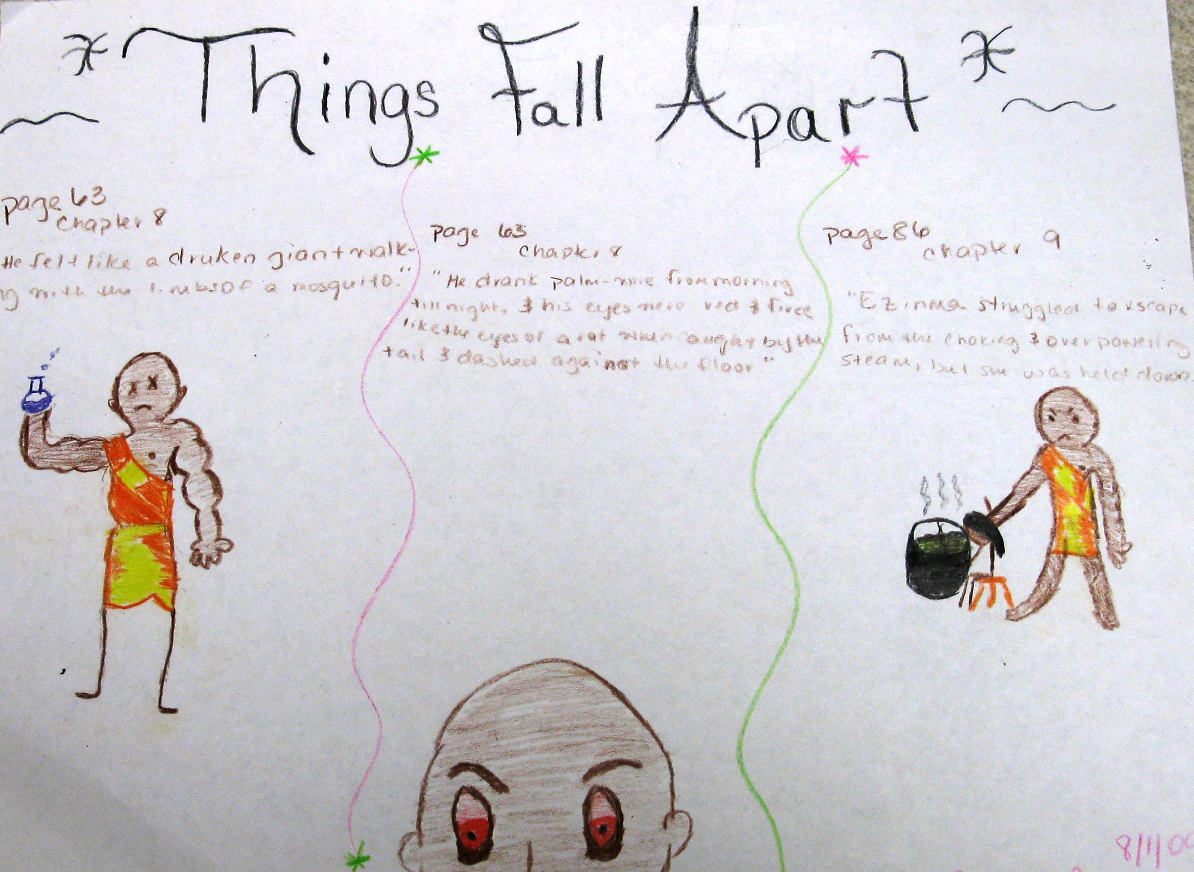 Charmant Things Fall Apart Podcast #4